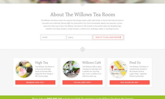Willows Tea Room